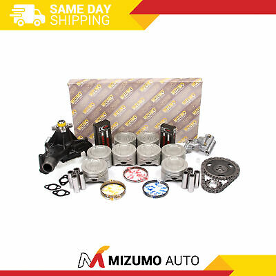 Fit GMC / Chevrolet 5.7L New Overhaul Engine Rebuild Kit
