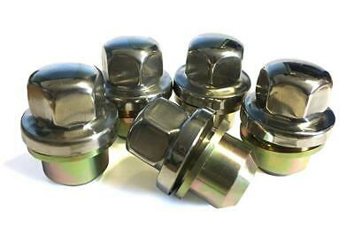 Defender, Discovery 1 & Range Rover Classic Alloy Wheel Nuts x5 - RRD500560