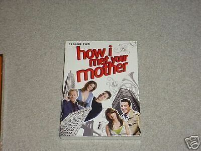 How I Met Your Mother - Season 2 DVD NEW SEALED