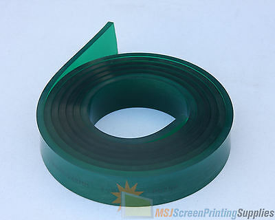 75 Durometer Screen Printing Rubber Squeegee 12' Roll