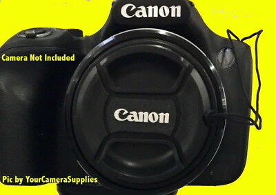 CANON SNAP-ON LENS CAP 58mm+HOLDER to CANON EF100mm 28-105 28-90, SL1 18-55 mm