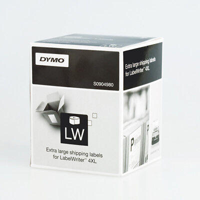 Original Dymo Labelwriter Etiketten 4Xl 104X159Mm 220X