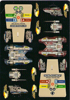 BS015 STAR WARS POCKETMODEL V-WINGS//DROID FIGHTERS