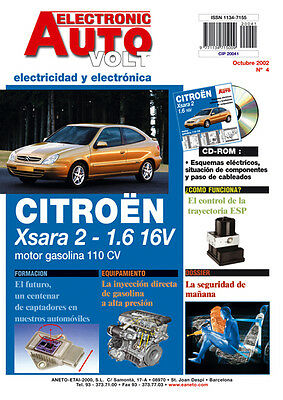 Manual De Taller Electricidad, Citroen Xsara 2,-1.6-16 V