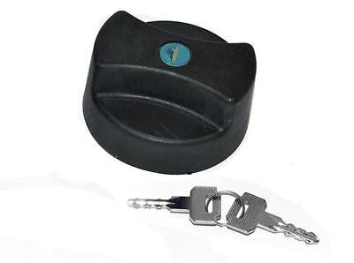 Land Rover Defender Locking & Vented 2 Lug Fuel Cap With 2 Keys 86-98 - STC4072