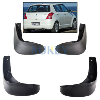 Mud Flap Splash Guards suit for SUZUKI Swift 2005~2010 Model