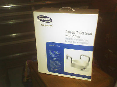 Raise Toilet Seat Without Arms