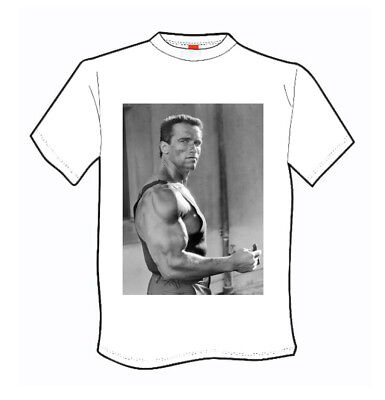 Arnold Schwarzenegger  Great New T Shirt