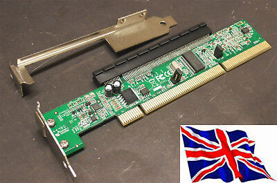 PCI-X to x4 PCI Express Adapter Card