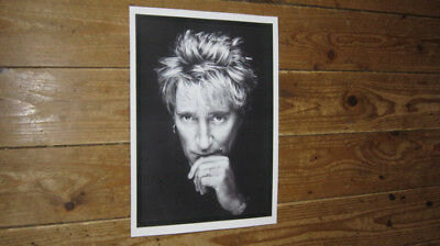 Rod Stewart Legend Awesome Posed Blk POSTER