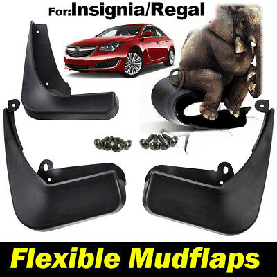 Mud Flaps Splash Guards Fit For Vauxhall / Opel Insignia 09-17 Saloon Hatchback