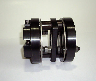 Backlash Free Flexible Coupling for FIP Test Bench NEW