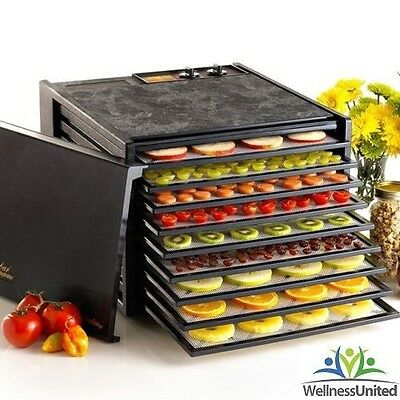 New EXCALIBUR 9 Tray Dehydrator 4926T (with timer)