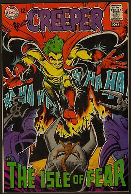 Beware The Creeper #3 Vf+ Silver Age 1968