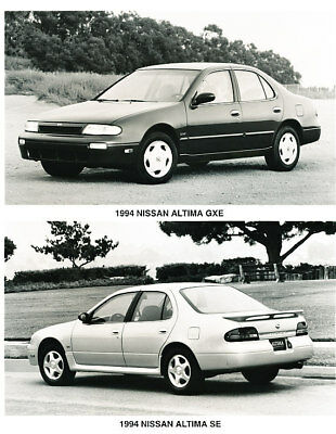 1994 Nissan Altima Press Photo Print and Release