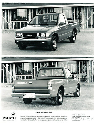 1994 Isuzu Pickup Truck Press Photo Print and Release