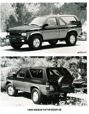 1989 Nissan Pathfinder Press Photo Print and Release