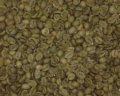 Indian Tiger Mountain RAW GREEN Coffee Beans - 1 KG