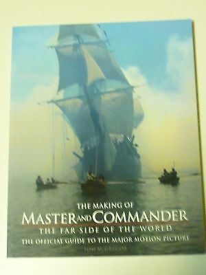 The making of Master and Commander