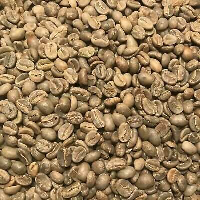Colombian RAW GREEN Coffee Beans - 1 KG