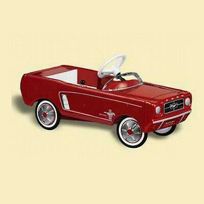 Hallmark Series Ornament 2006 Kiddie Car Classics #13 - 1964 1/2 Mustang #QX2343