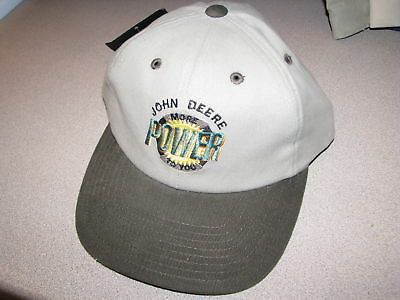 John Deere 4000 Series Tractor Introduction Promotional Baseball Hat NEW