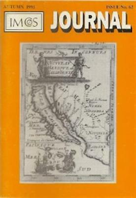 IMCOS Antique Map Collector Journal Devonshire Internet