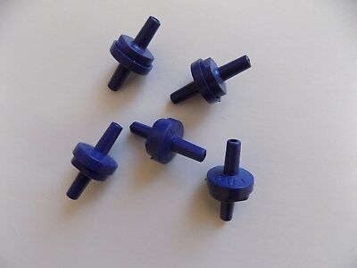 Anti Syphon Valves Air Line Air Pump Pond Aquarium x5
