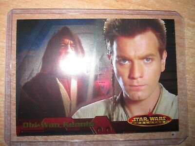 Star Wars Evolution Not Update Promo P2 Obi-Wan Gem
