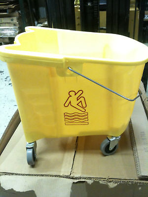 Continental 35 QT Mop Bucket Model 335-3 Compare at $56