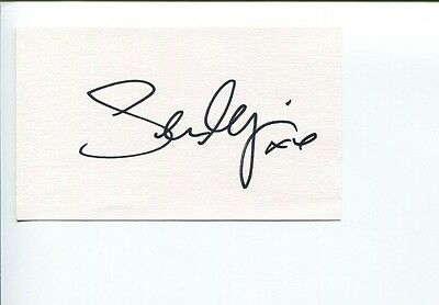 Sean Maguire Growing Pains Scott & Bailey Eve EastEnders Signed Autograph