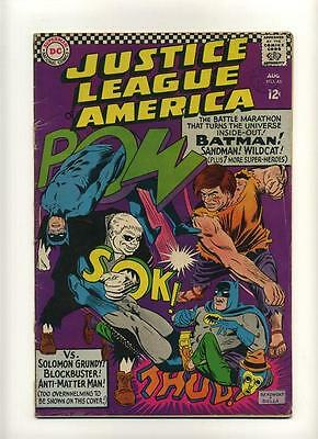 Justice League of America 46 (Strict G+/GVG)