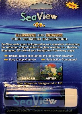 Sea View/seaview Aquarium Fish Background Illuminator
