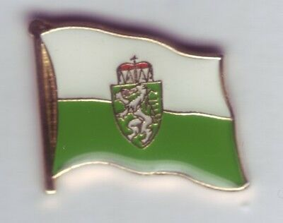 Steiermark Flaggenpin,Anstecker,Flagge,Pin,Nadel,Badge