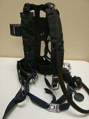 Survivair Panther Industrial SCBA (2002-style) (NIOSH)