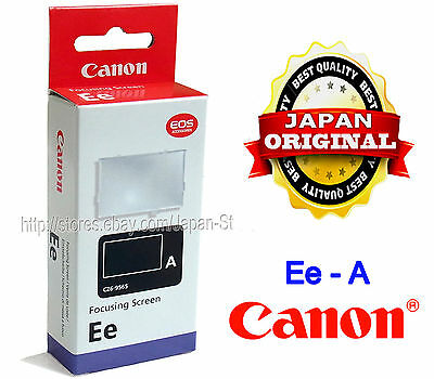 Japan Made Japan Made Canon Ee-A Focusing Screen Matte for EOS 5D Digital Camera