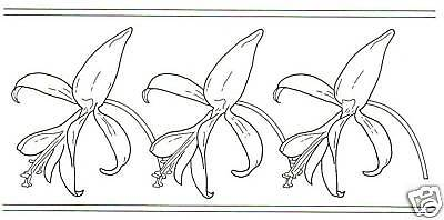 FLORAL & NATURE HAND EMBROIDERY PATTERNS ON CD (Set#1)