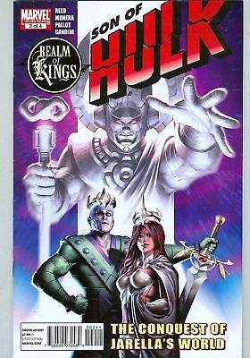 Son of Hulk #2 Realm of Kings 2010