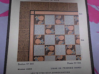 TILES ANTIc french