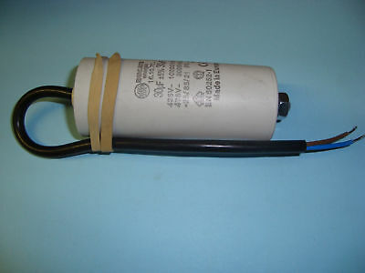 30uF Motor Run Capacitor 450V, Twin Cable