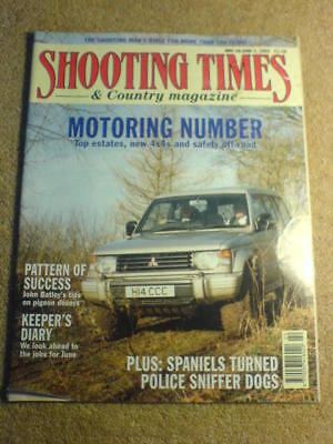 SHOOTING TIMES - MOTORING - 28 May 1992 # 4701