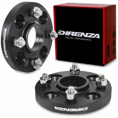 DIRENZA 20mm HUBCENTRIC WHEEL SPACERS FOR FORD FIESTA FOCUS MONDEO ST  ST200 RS