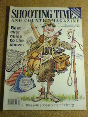 SHOOTING TIMES - SHOWS GUIDE - 23 Mar 2000 #5107