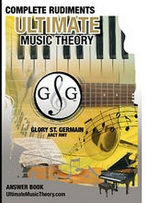 Ultimate Music Theory Complete Rudiments Answer Book