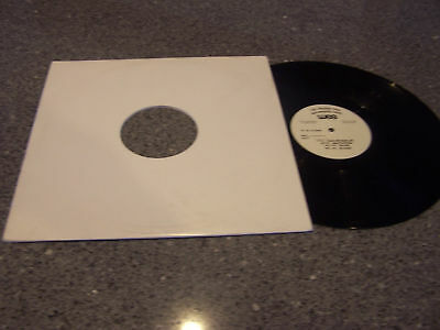 """Busta Rhymes """"Test Pressing From Wea Manufacturing"""" LP"""