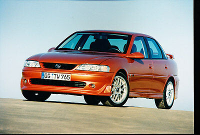2000 Opel Vectra i500 Frankfurt Press Photo Print