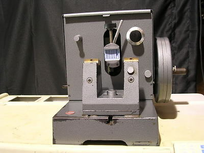 Leitz Rotary Microtome Model 1212