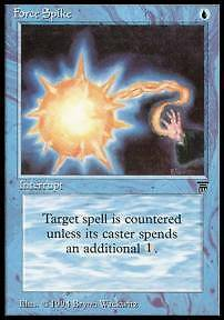 MTG MAGIC - ACULEO DELLA FORZA - LEGGENDE  ita Near Mint
