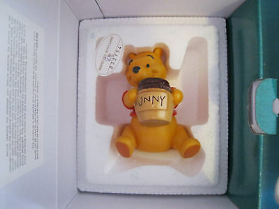 1996 WDCC FULL MEMBER KIT WINNIE THE POOH Time for Something Sweet DISNEY