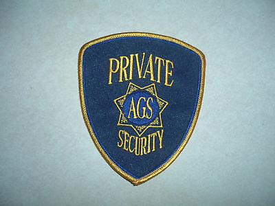 Patch Security Private Ags Security